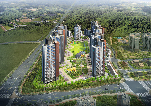 2017 Apartment Grand Prize at Hankyung Housing Culture Awards